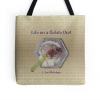 Life on a Gelato Diet Tote